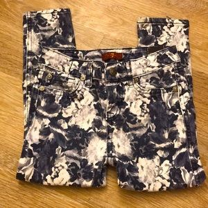 7 for all mankind toddler jeans 5Y